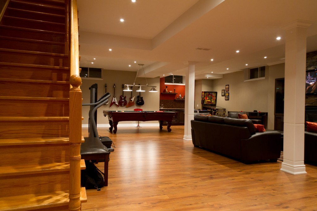 Remodeling Basement Ideas To Transform The Basement Into A Fun Space