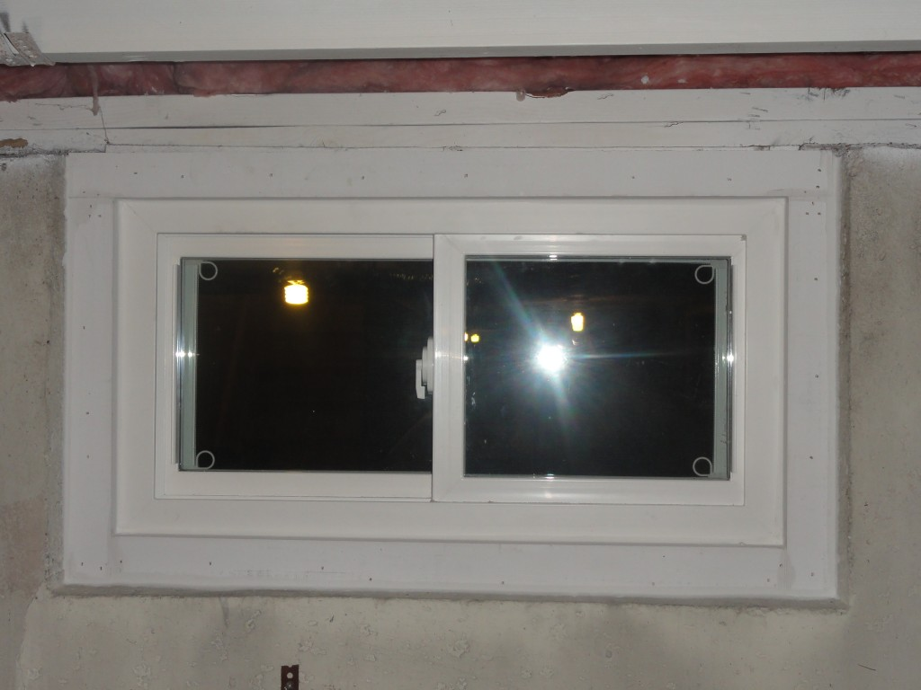 Sliding Basement Windows Decoration
