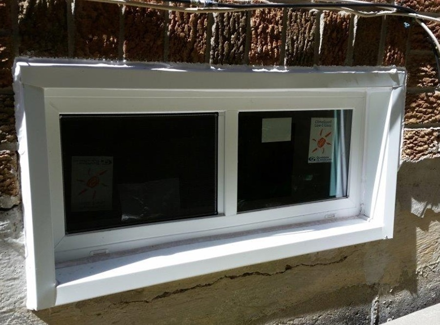 Sliding Basement Windows Designs