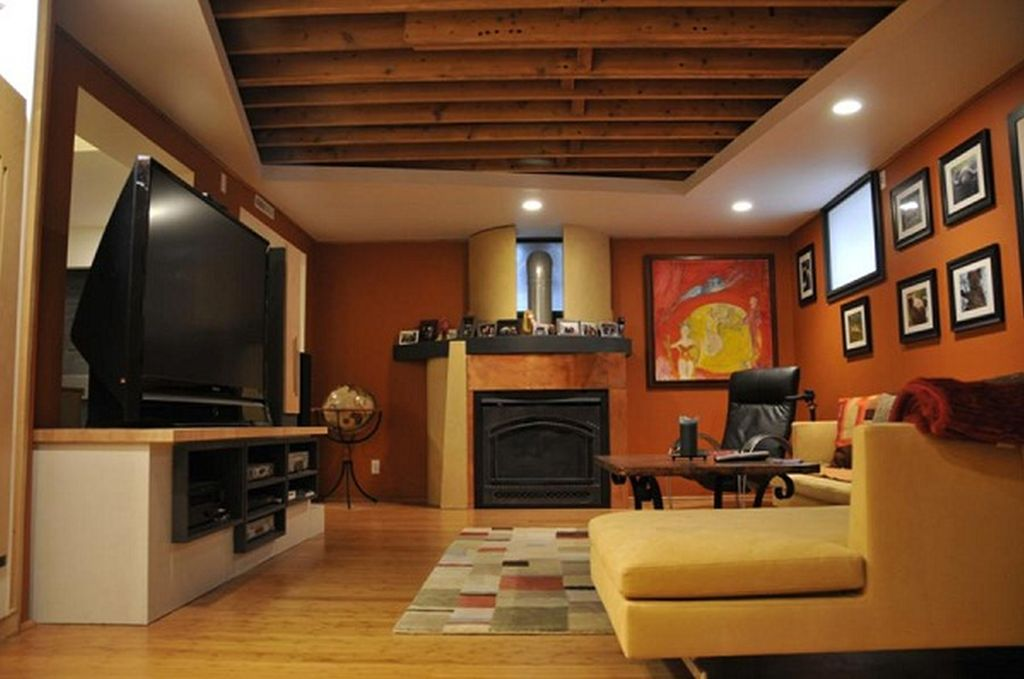 Small Basement Ceiling Ideas On A Budget