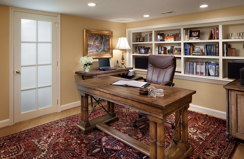 Small Basement Office Ideas Addition