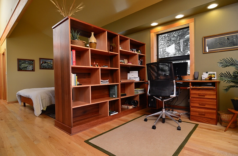 Small Basement Office Ideas DIY