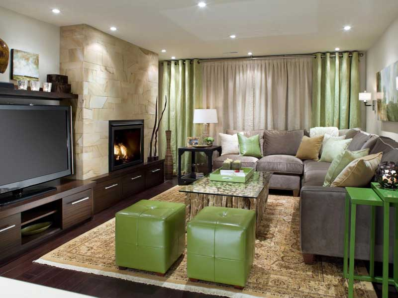 Small Basement Remodeling Ideas Modern