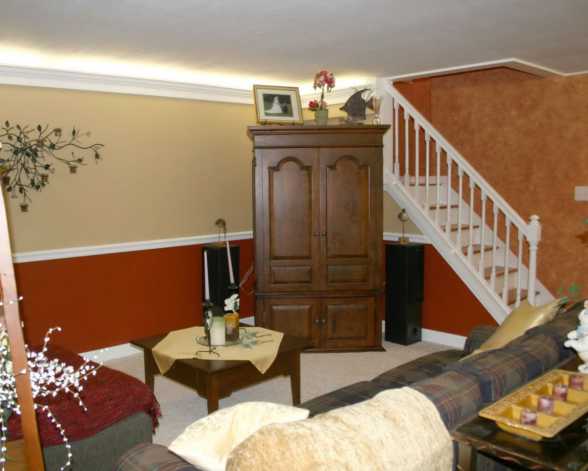 Small Basement Room Ideas Design Style