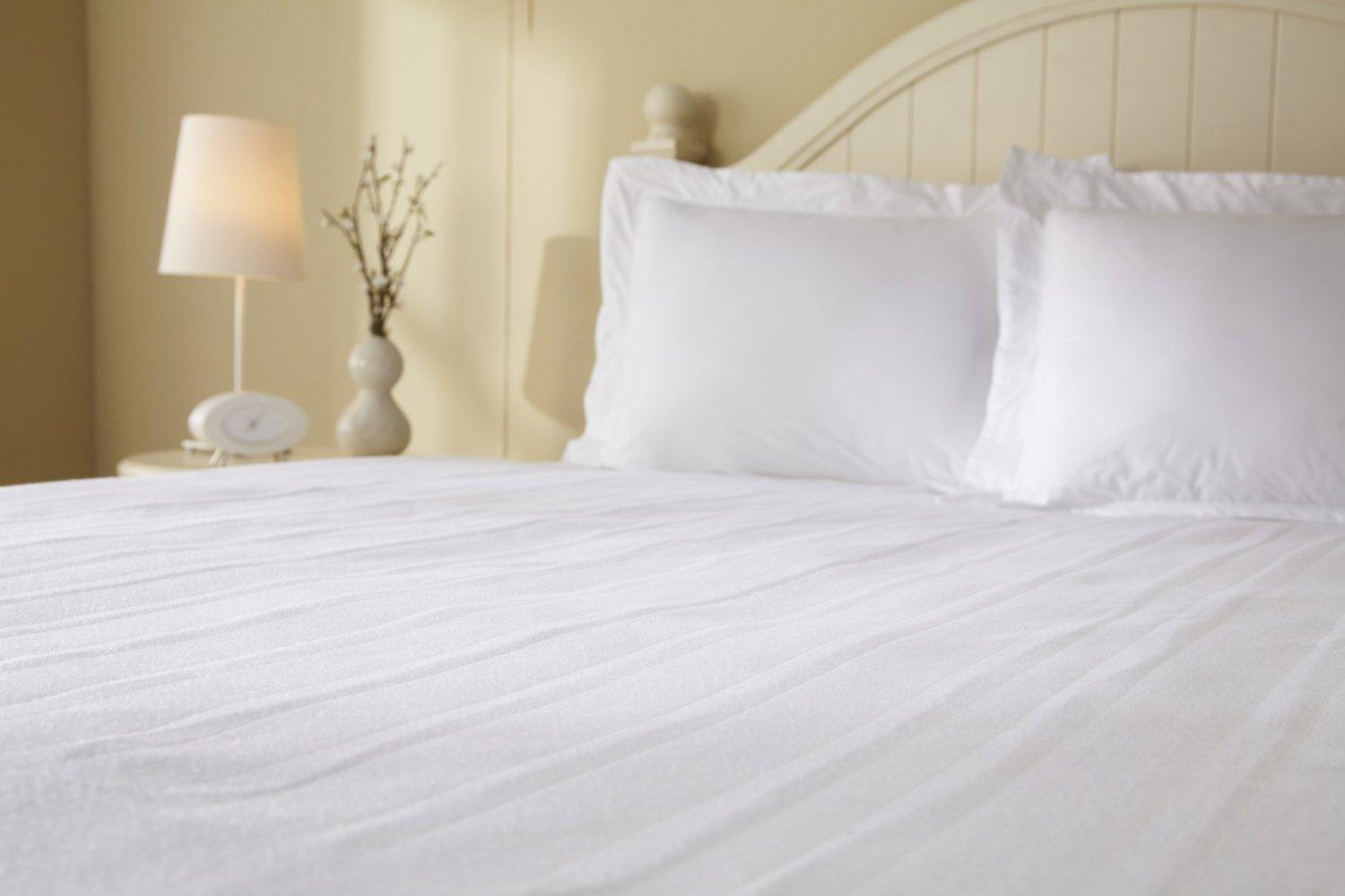 Perfect Heated Mattress Pad Queen To Offer Maximum Sleep Comfort