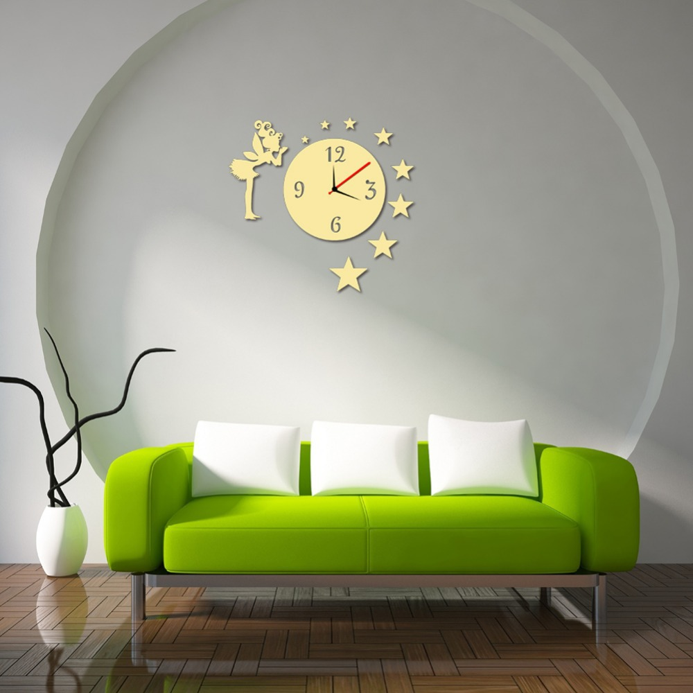 Picture of: Star Mirror Wall Decor Style