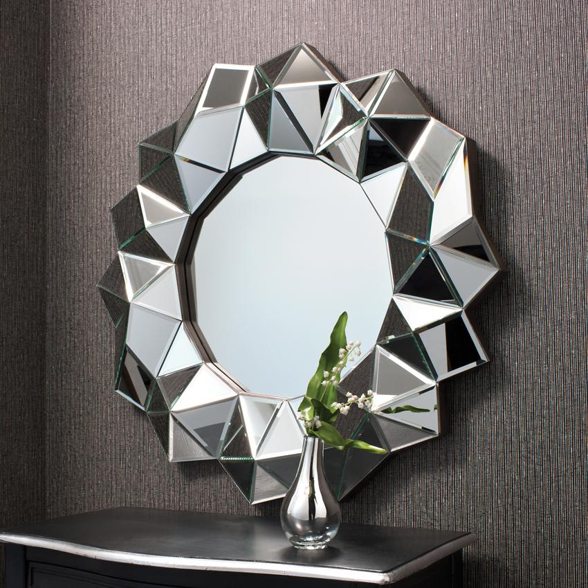 Star Mirror Wall Decor Types