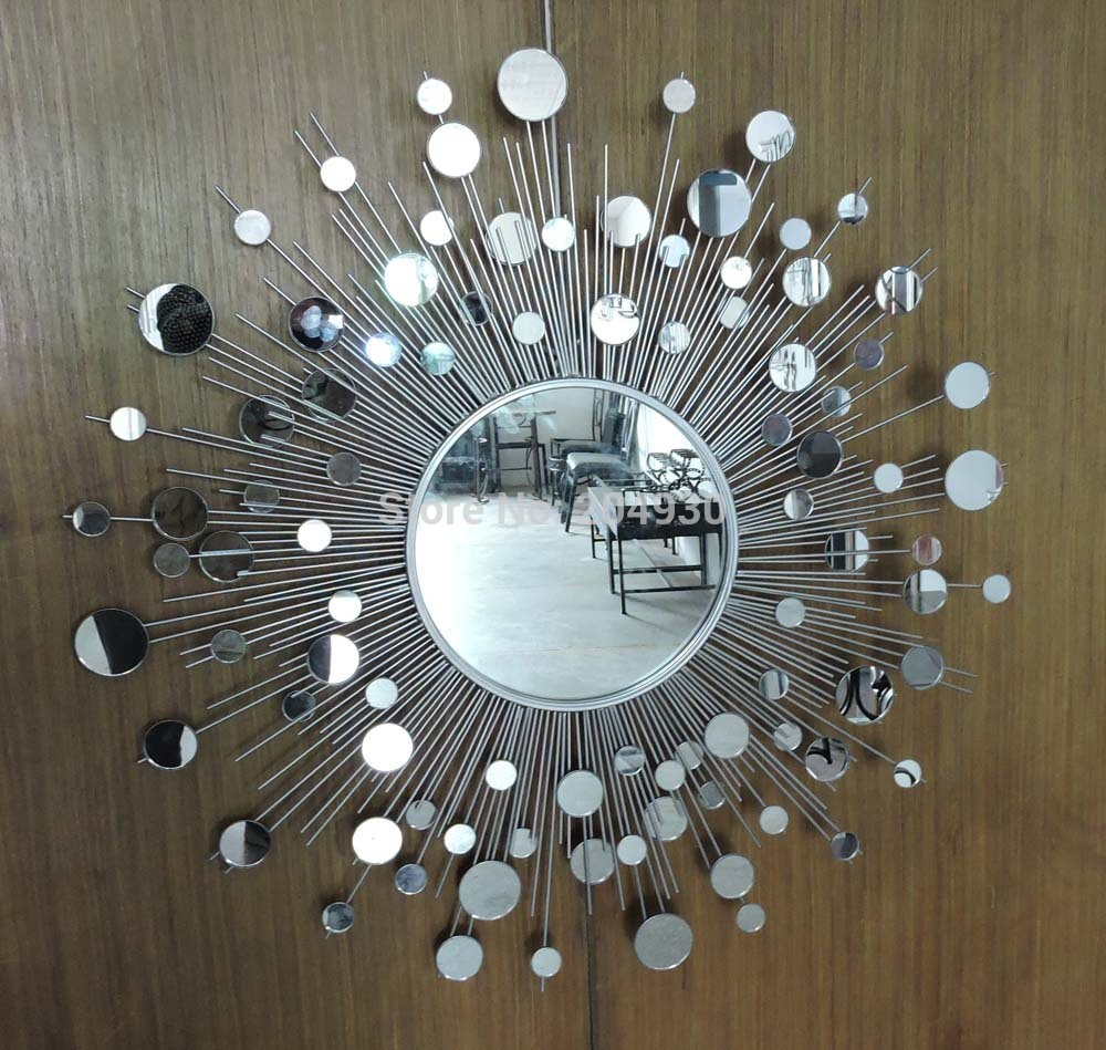 Ideas Sun Mirror Wall Decor