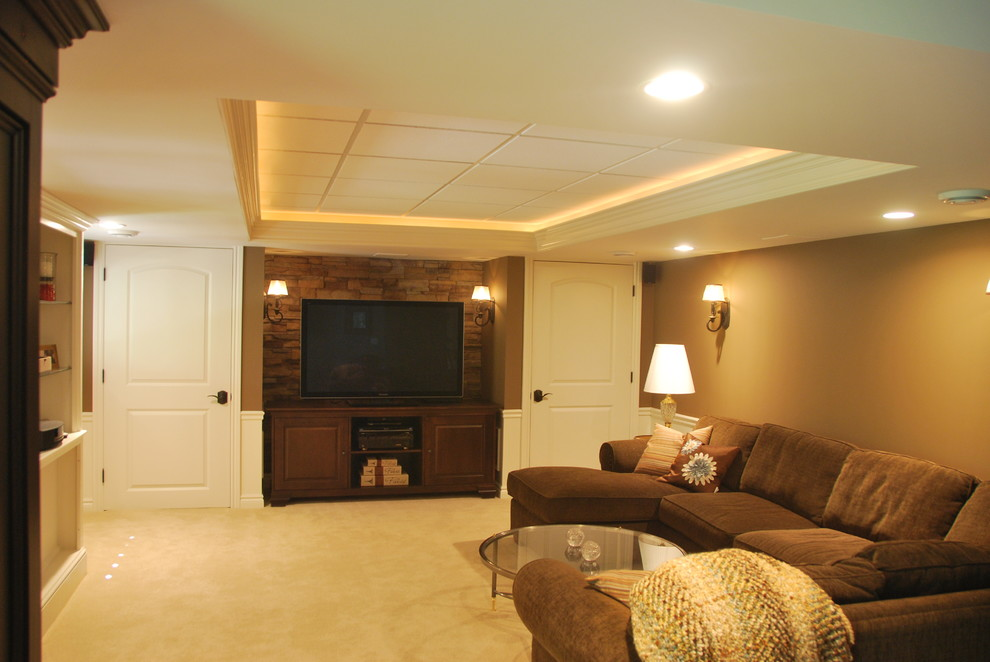 Suspended Basement Ceiling Light Fixtures