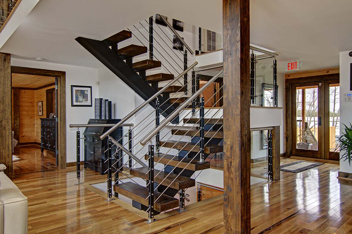 The Basement Stair Kits