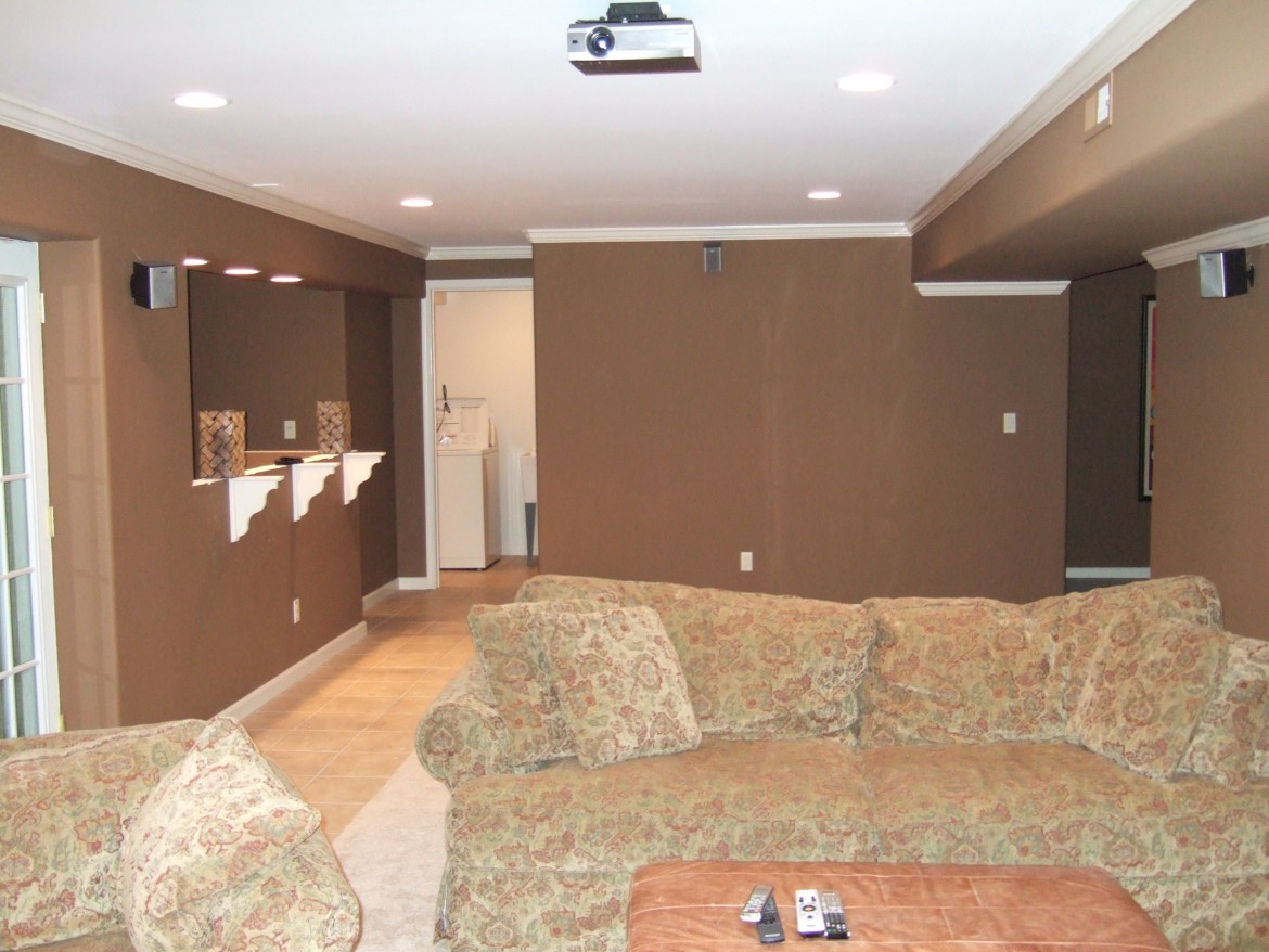 Picture of: Top Best Lighting for Basement Ideas