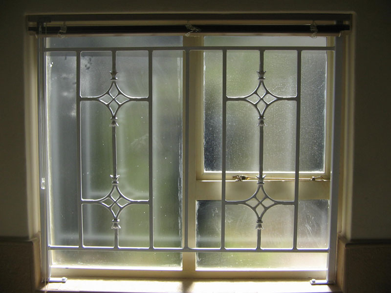 Basement Window Security Bars Ideas