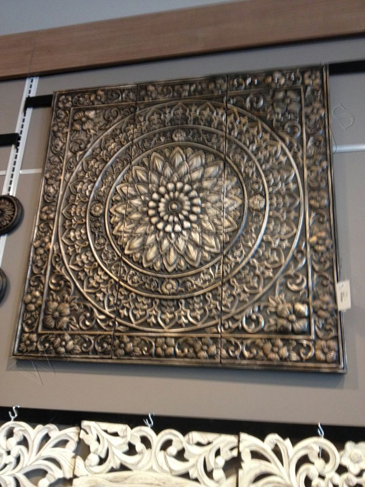 Unique Large Metal Wall Decor