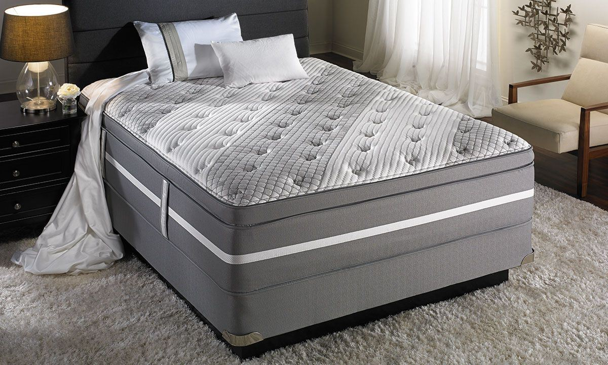 Image of: Unique Twin Pillow Top Mattress