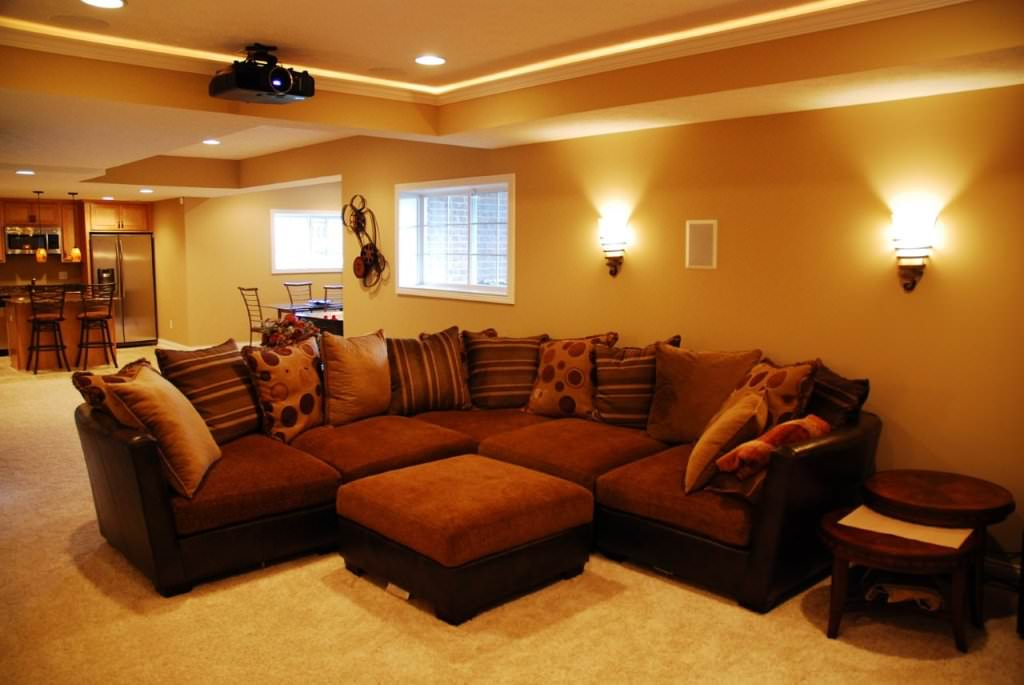 Warm Basement Flooring Ideas
