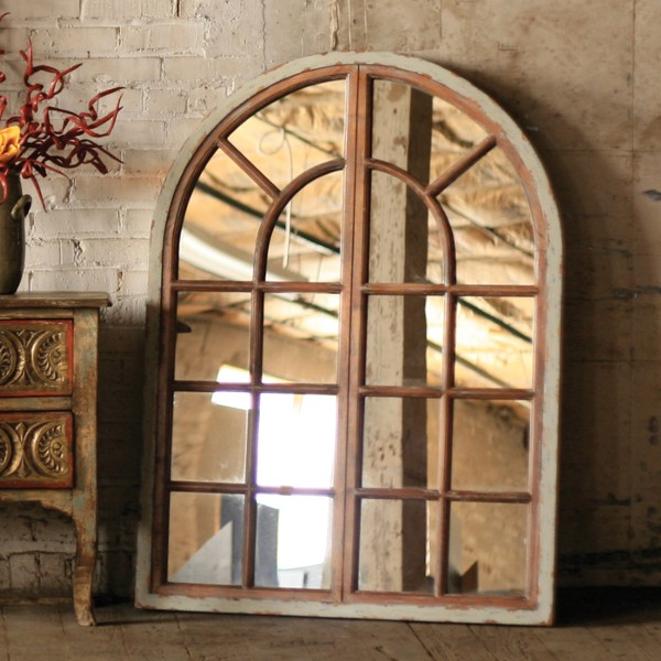 Picture of: Window Mirror Wall Decor Awesome