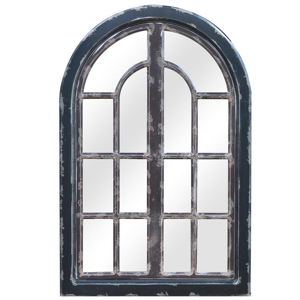 Image of: Window Mirror Wall Decor Image
