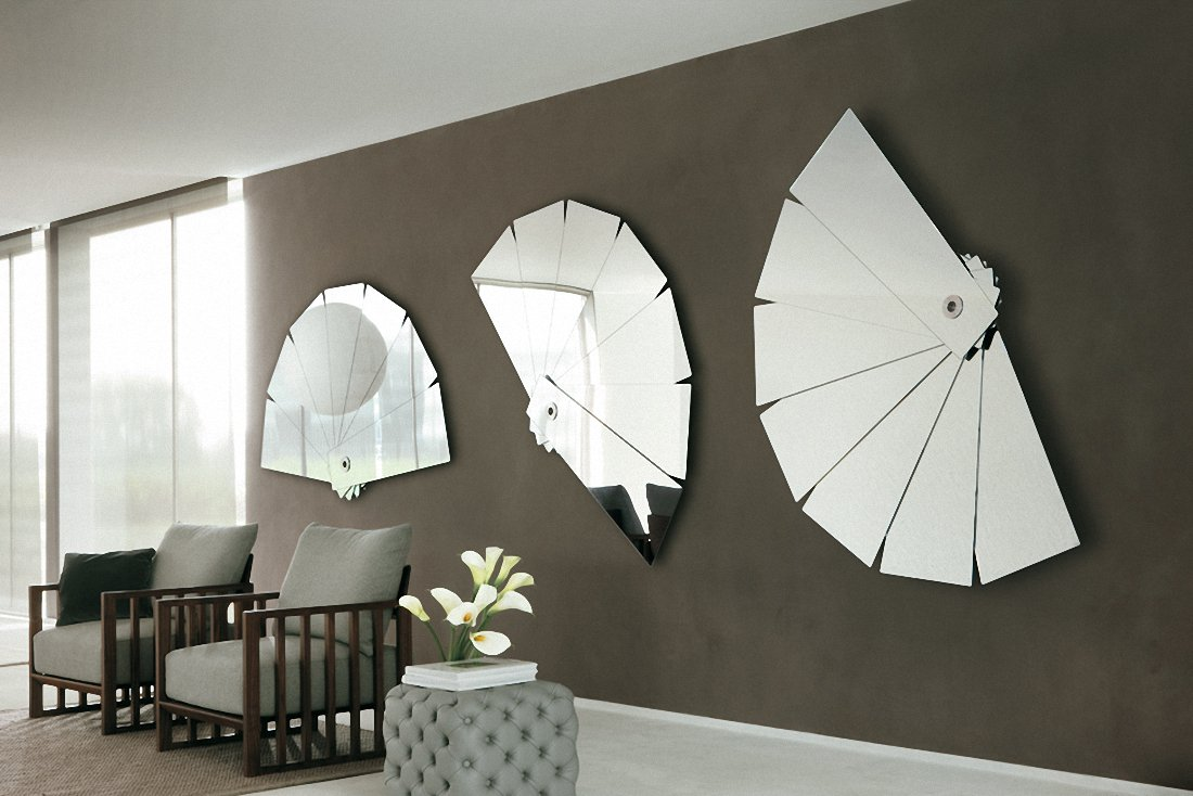 Popular Modern Decorative Wall Mirrors