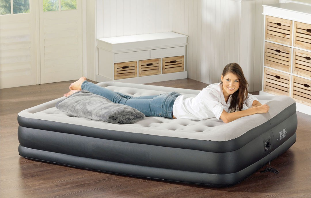 Picture of: Amazing Twin Air Mattress