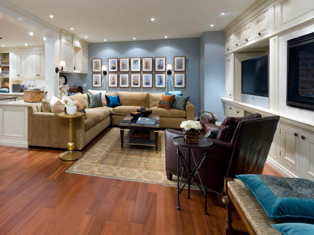 Picture of: Awesome Basement Remodeling Atlanta