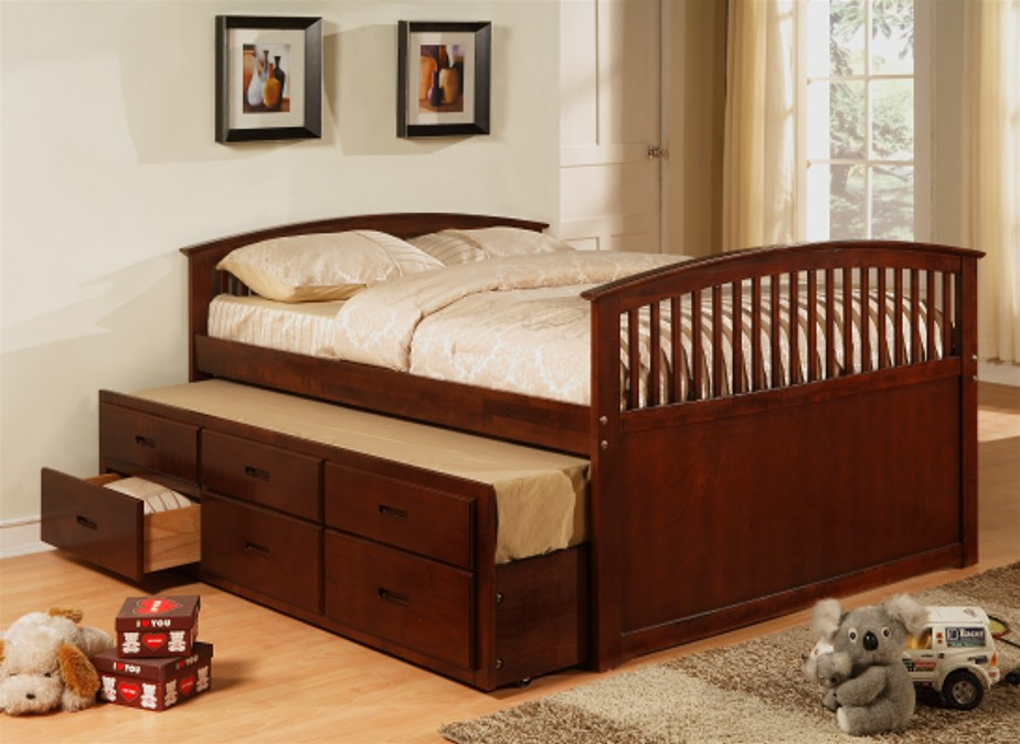 Image of: Awesome Full Size Mattress Frame