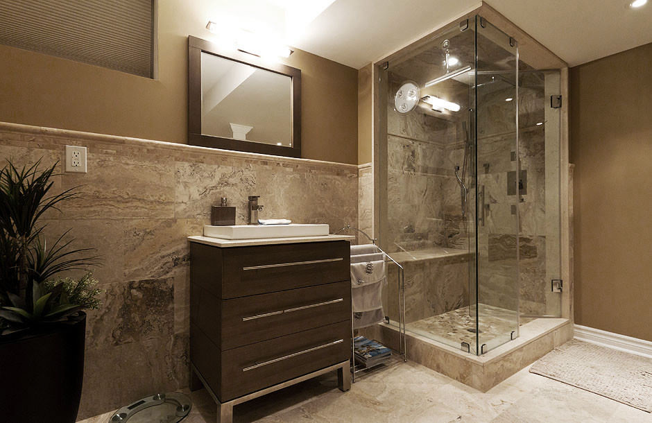 Basement Bathroom Remodel Design