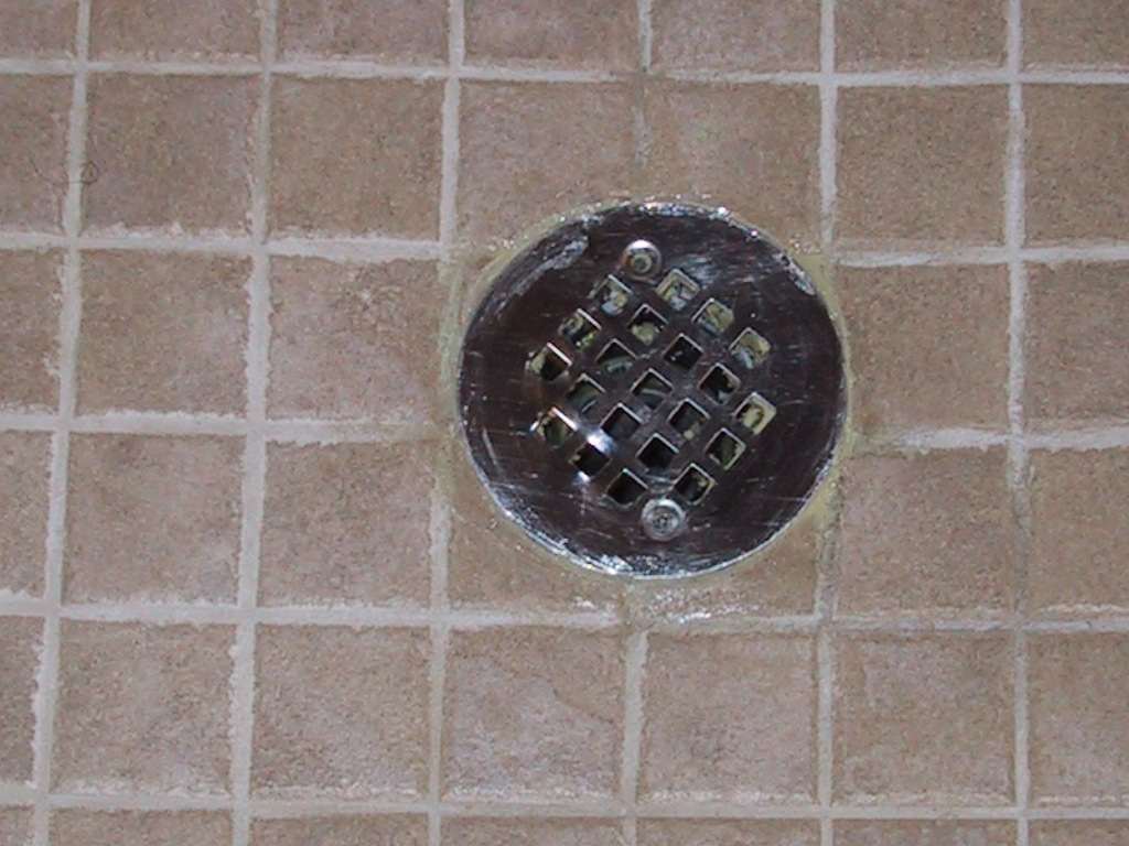 Image of: Basement Floor Drain Cover Design Ideas