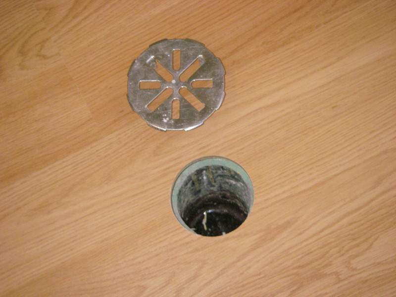 Image of: Basement Floor Drain Cover Ideas