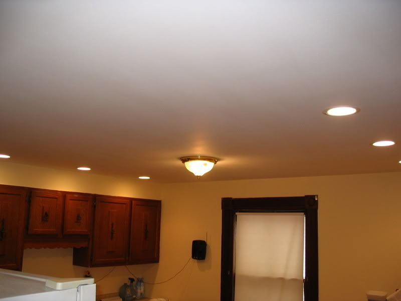 Image of: Basement Lighting Drop Ceiling Picture