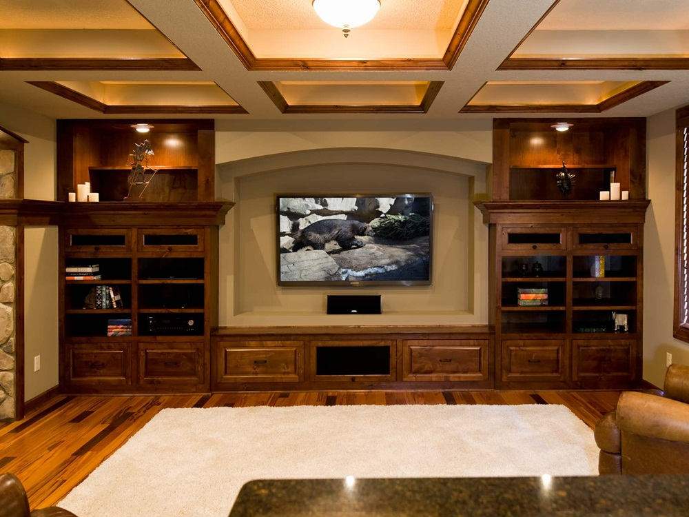 Picture of: Basement Remodeling Atlanta Picture