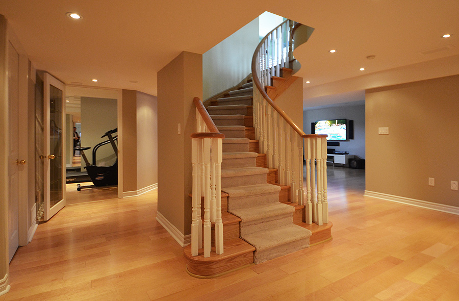 Basement Stairs Design Ideas