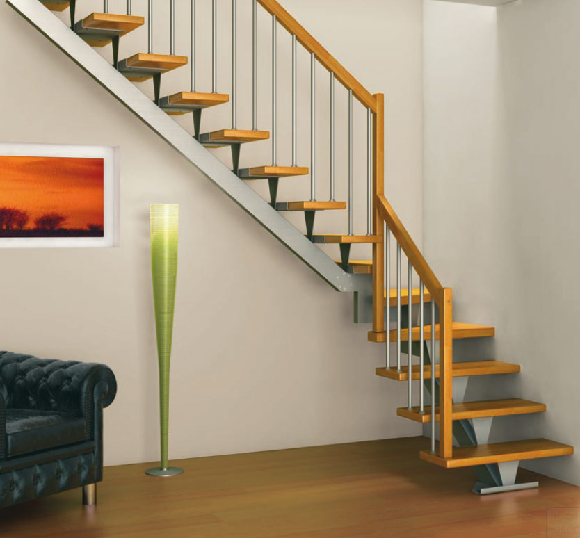 Basement Stairs Design Step