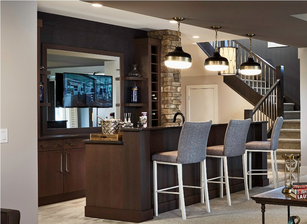 Basement Wet Bar Ideas