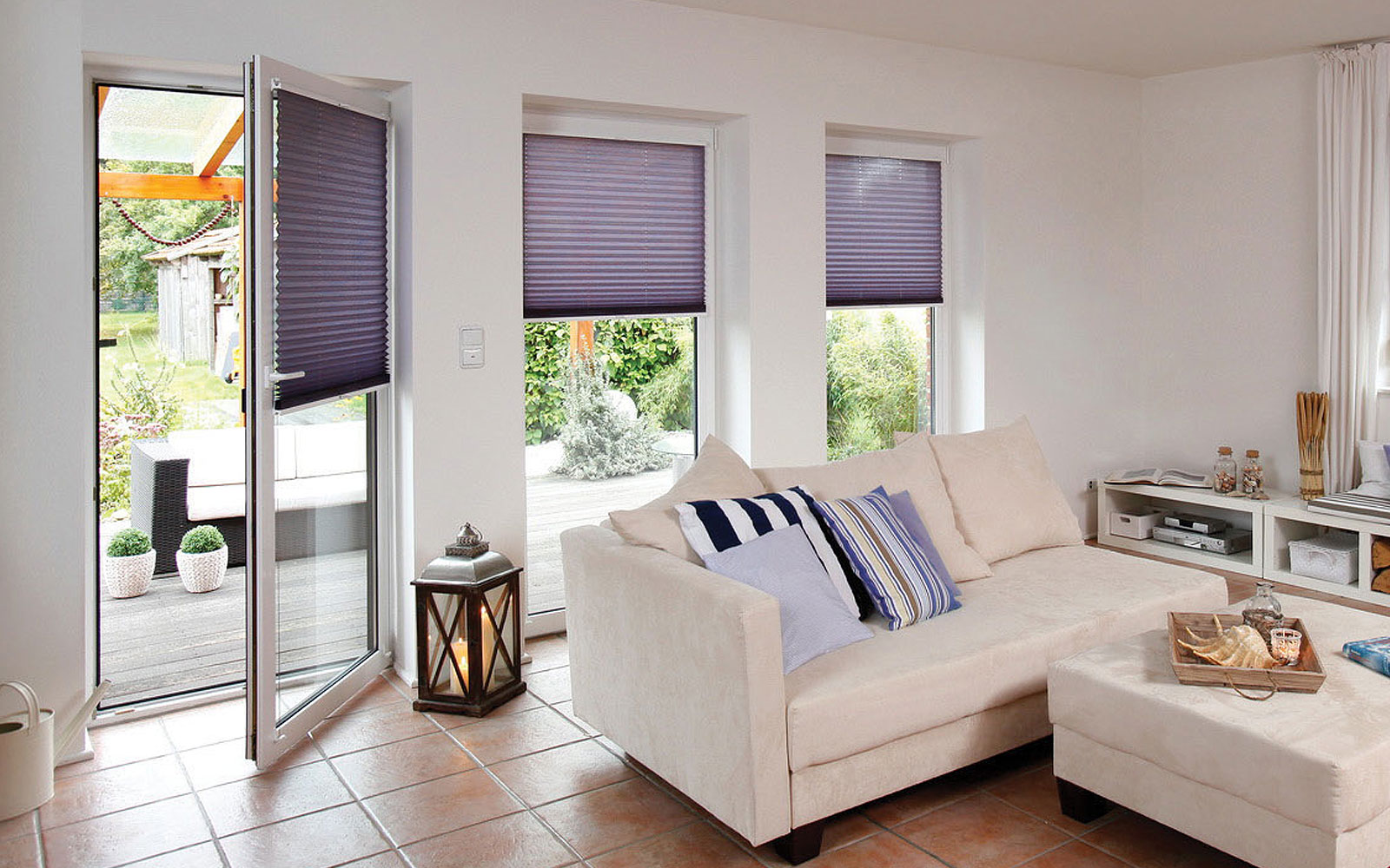 Picture of: Basement Window Blinds Decorations