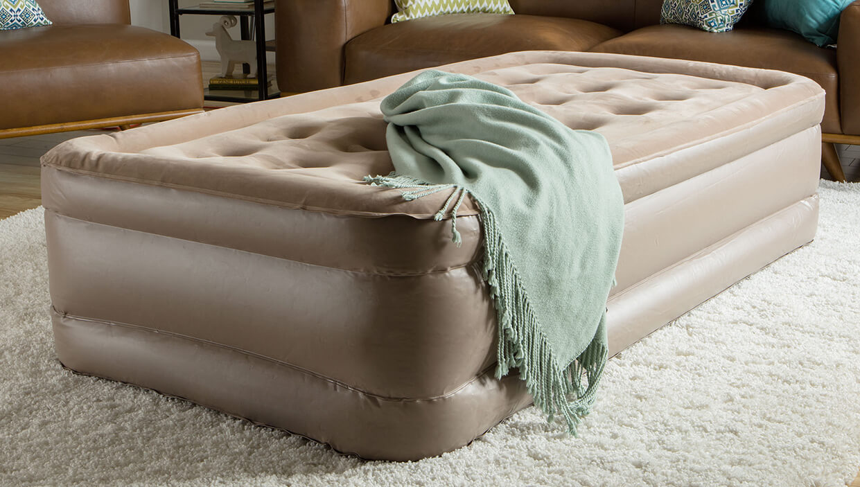 Picture of: Best Twin Air Mattress Ideas