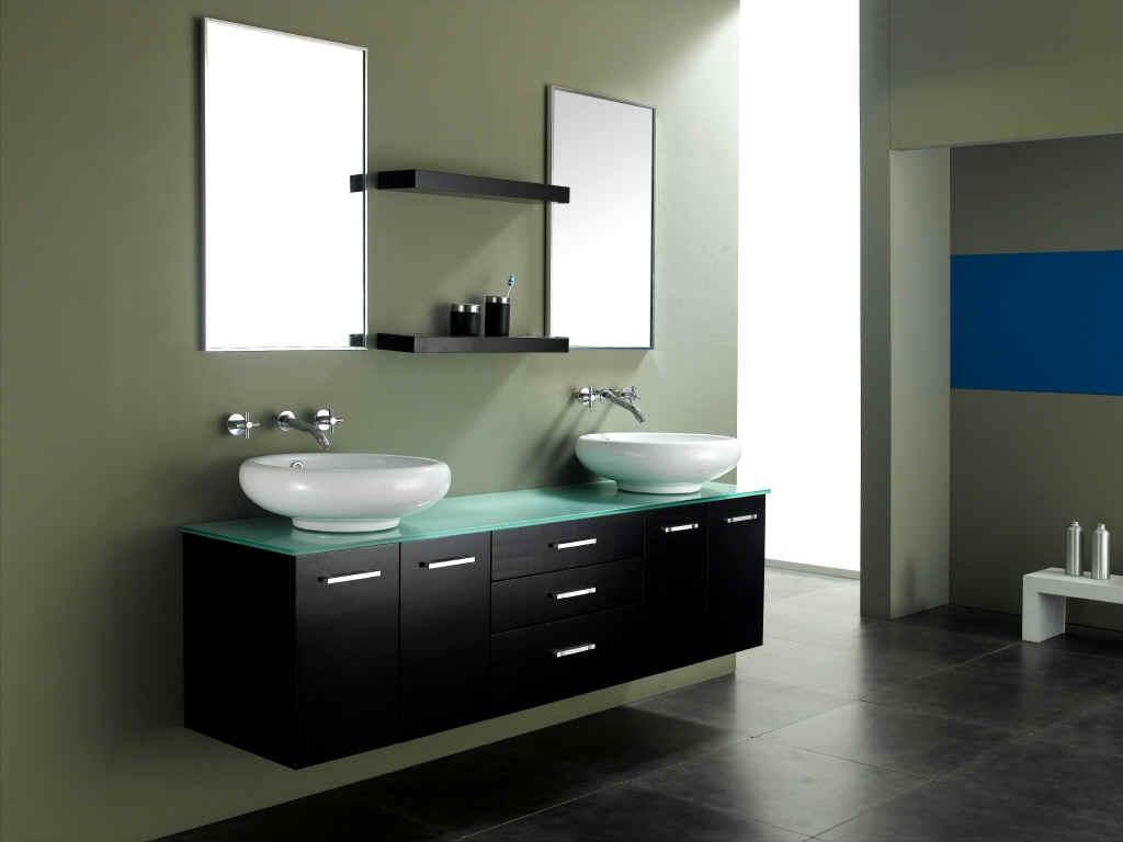 Image of: Black Wall Mirrors Decorative Aluminum