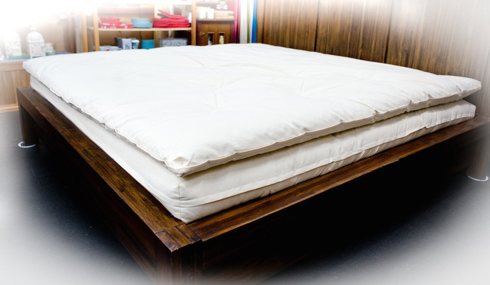 Cotton Futon Mattress Topper