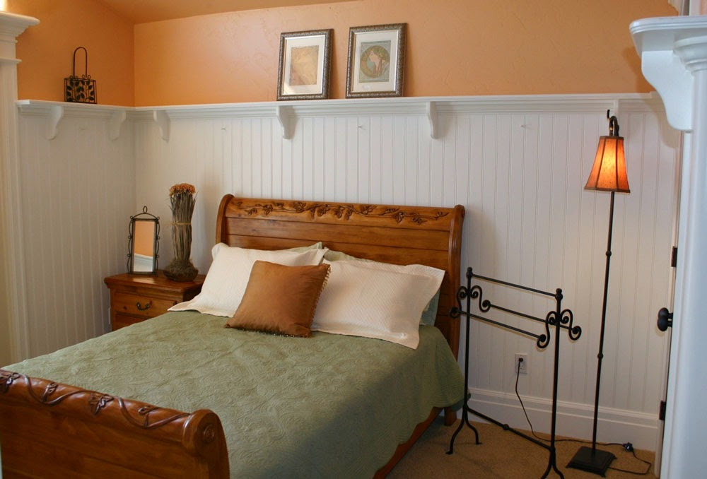 Picture of: Decorating A Basement Bedroom Finished