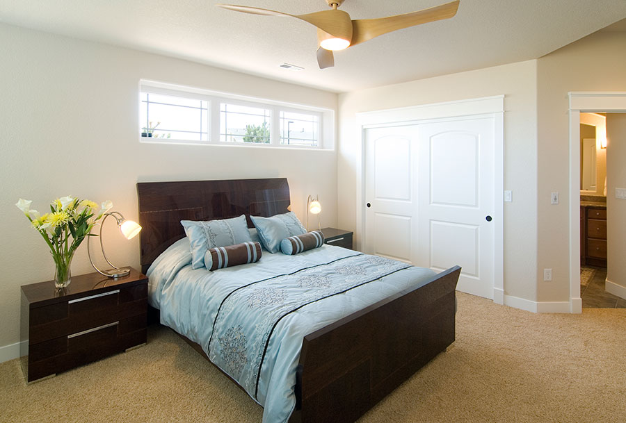 Picture of: Decorating A Basement Bedroom Large