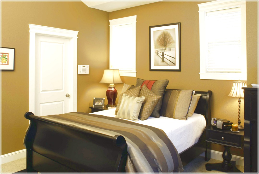 Picture of: Decorating A Basement Bedroom Small