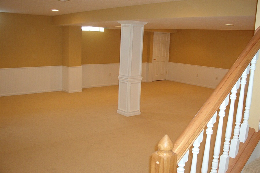 Design Painting Basement Walls