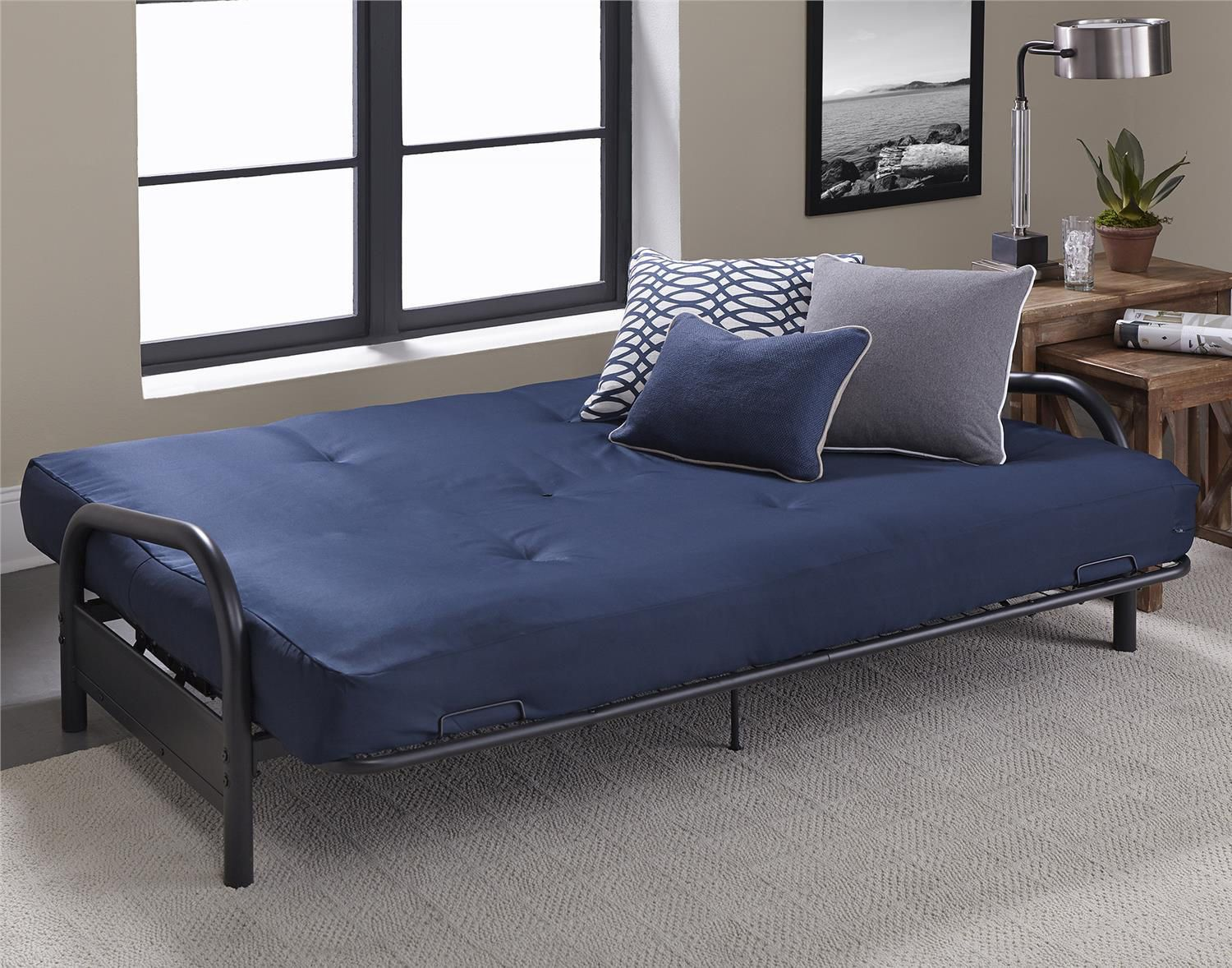 Futon Beds With Mattress Included Design