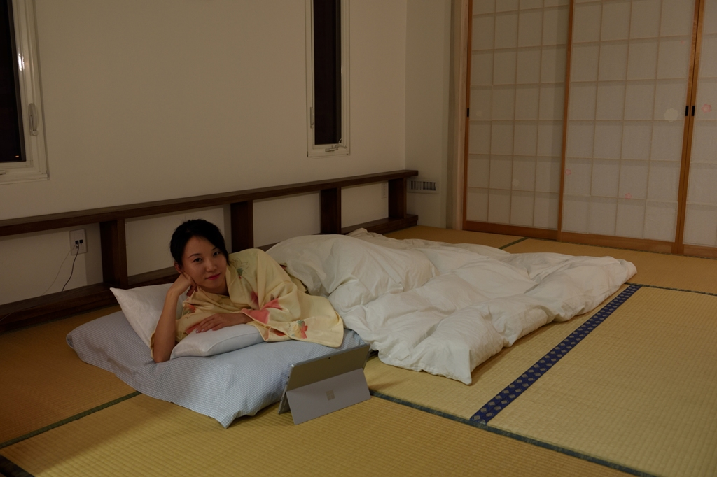 Image of: Japanese Futon Mattress King