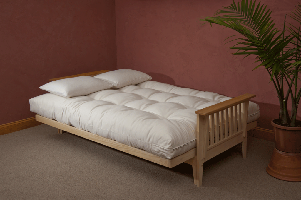 Image of: Japanese Futon Mattress Review