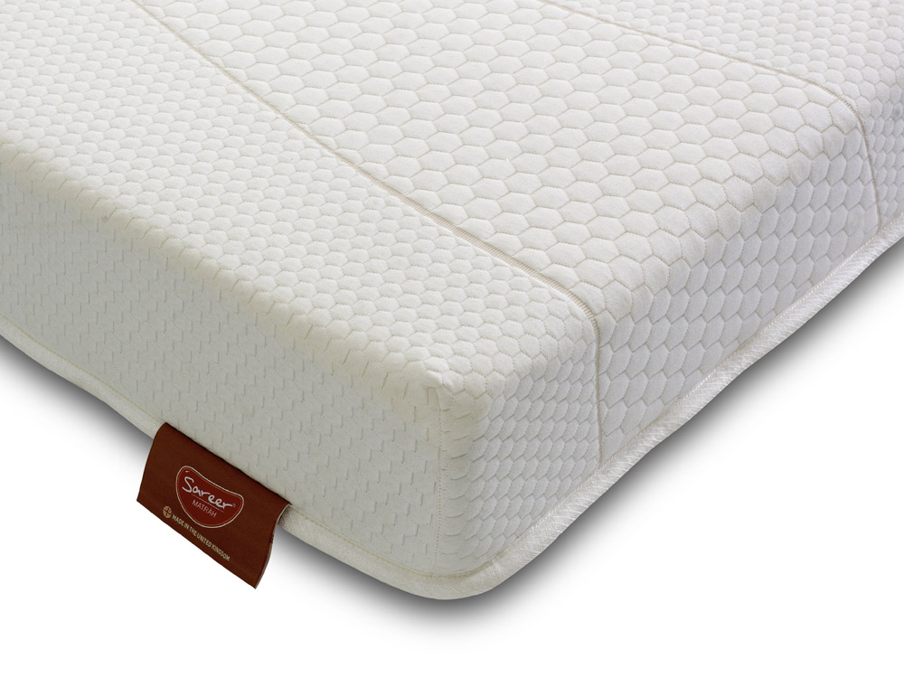 Image of: King Size Foam Mattress DIY