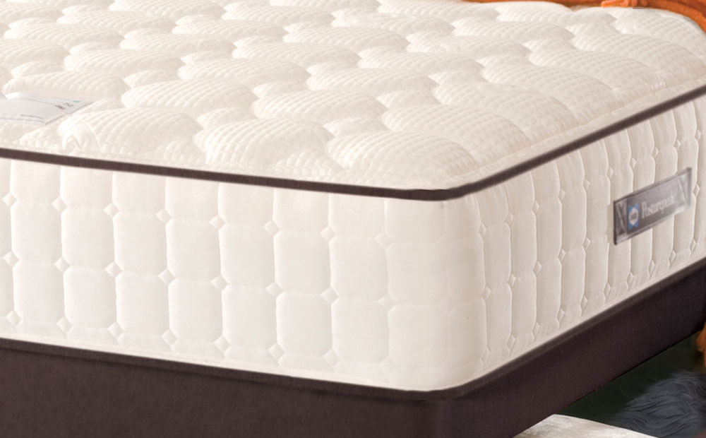 Image of: King Size Foam Mattress Wide