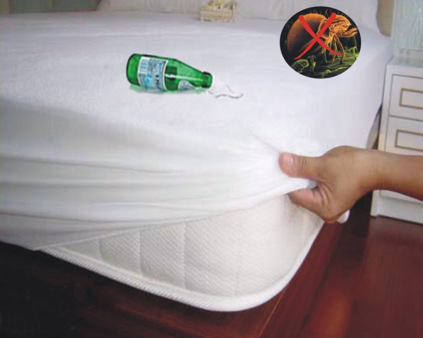 Image of: King Size Mattress Pad Bath