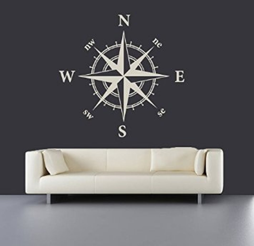 Large Anchor Wall Decor Furniture