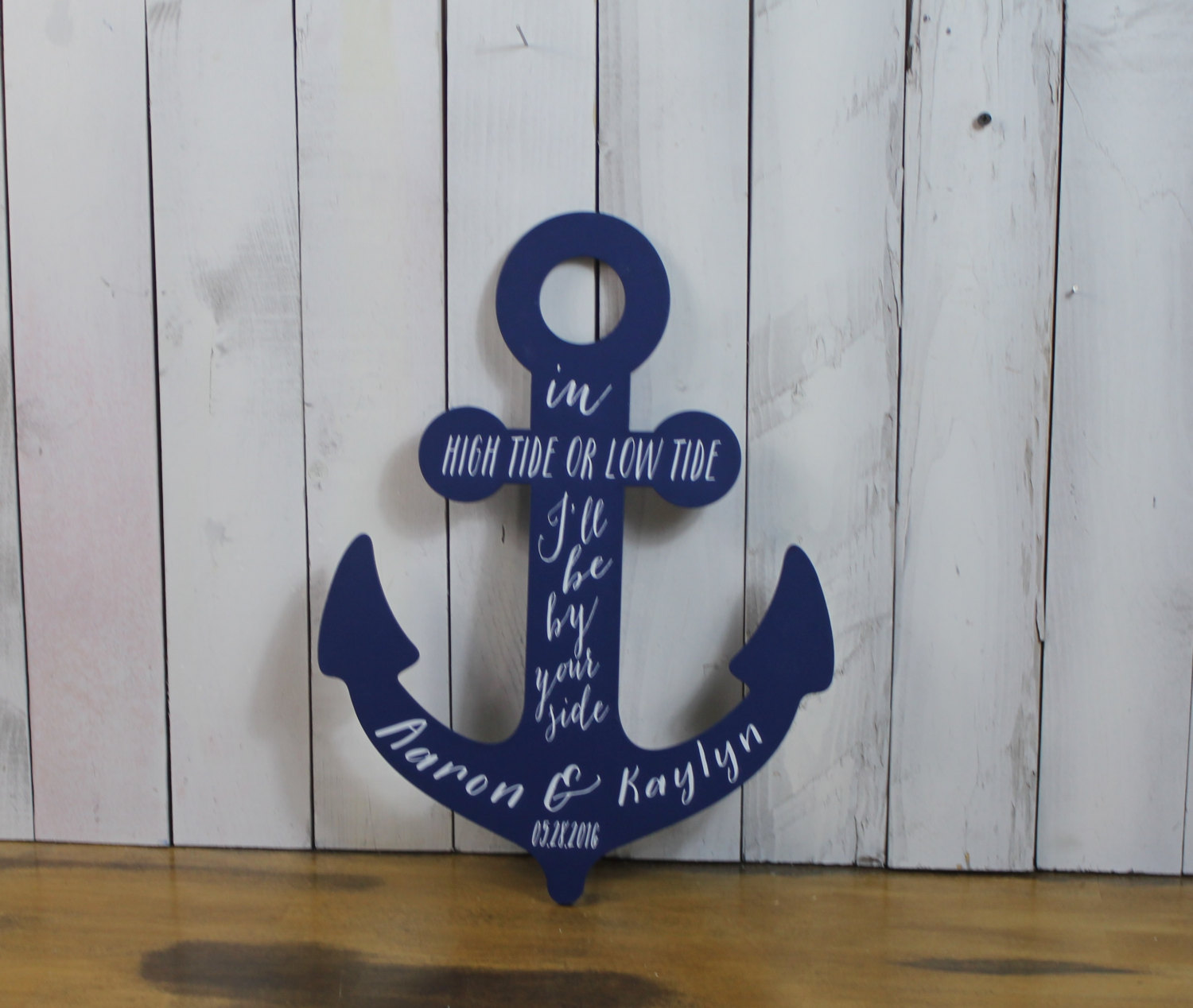 Large Anchor Wall Decor Minimalist