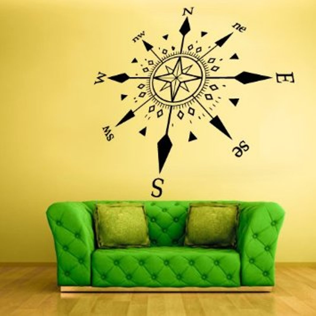 Large Anchor Wall Decor Style